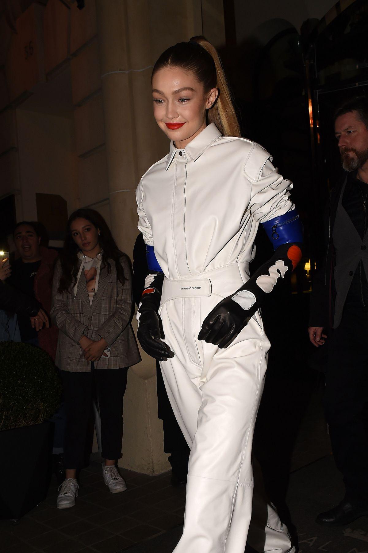Gigi Hadid Fashion Spot