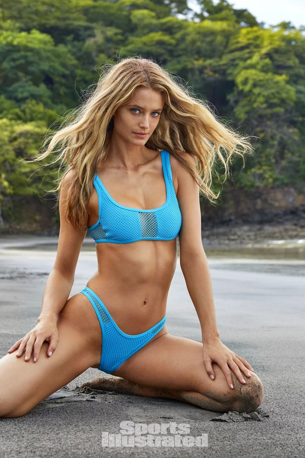KATE BOCK in Sports Illustrated Swimsuit 2019 Issue