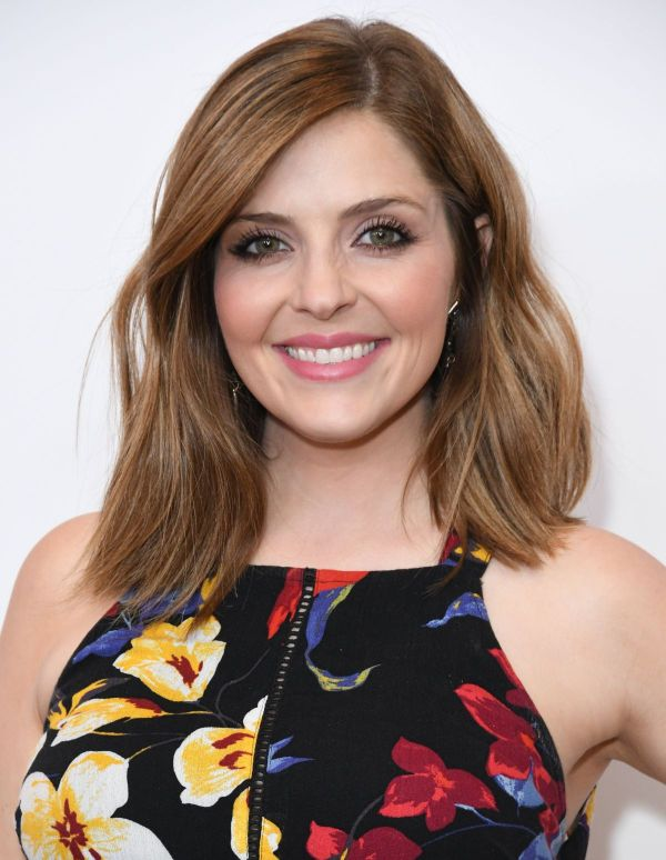 Pregnant JEN LILLEY at Step Up Inspiration Awards in Los ...