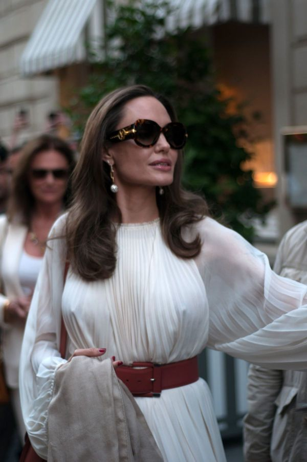 ANGELINA JOLIE Out and About in Paris 07/08/2019 – HawtCelebs