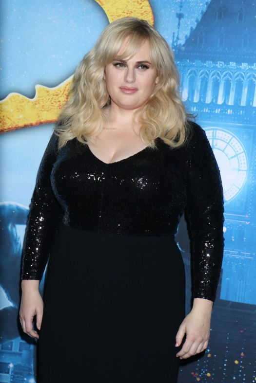 REBEL WILSON at Cats Premiere in New York 12/16/2019 ...