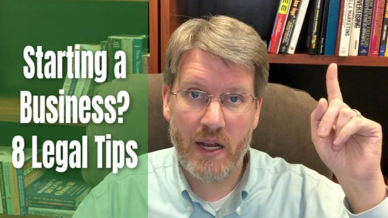 How to Legally Start a Business - 8 Steps