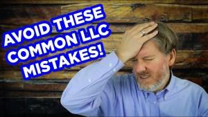 Single Member LLC Mistakes You Should Avoid (2020 Update!)
