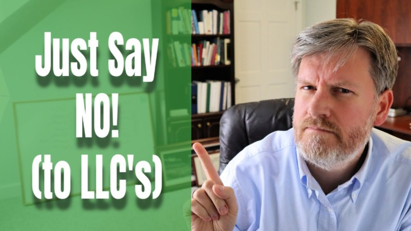 LLC NOT REQUIRED (To Start Your Online Business)