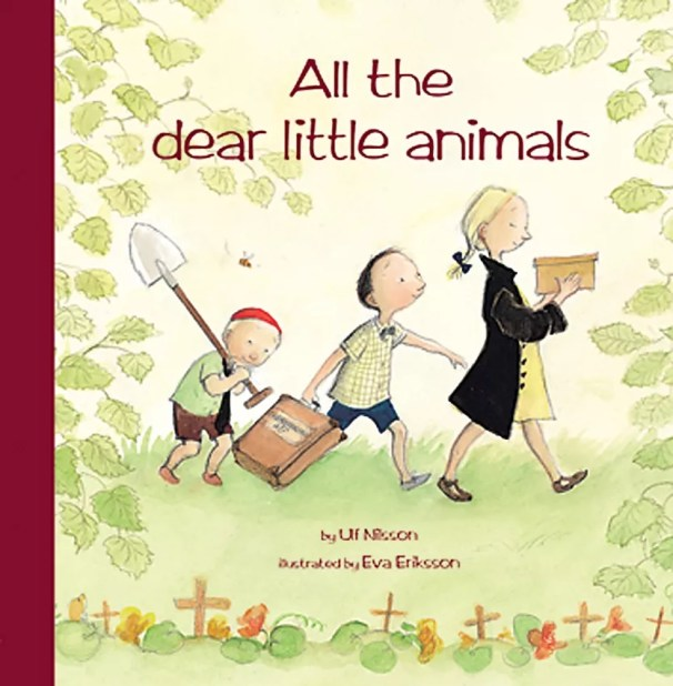 Image result for all the dear little animals book