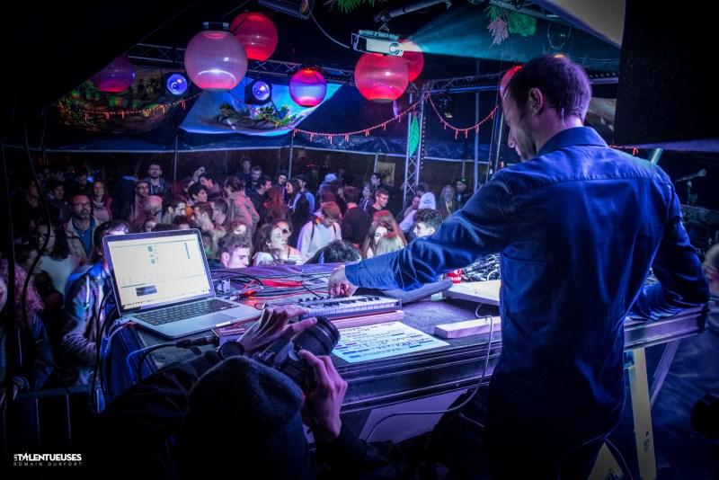 haxis - Live Festival Aucard de Tours (2016)