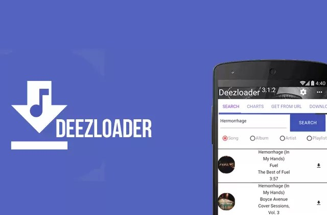Deezloader APK Download | How To Download Songs On Android