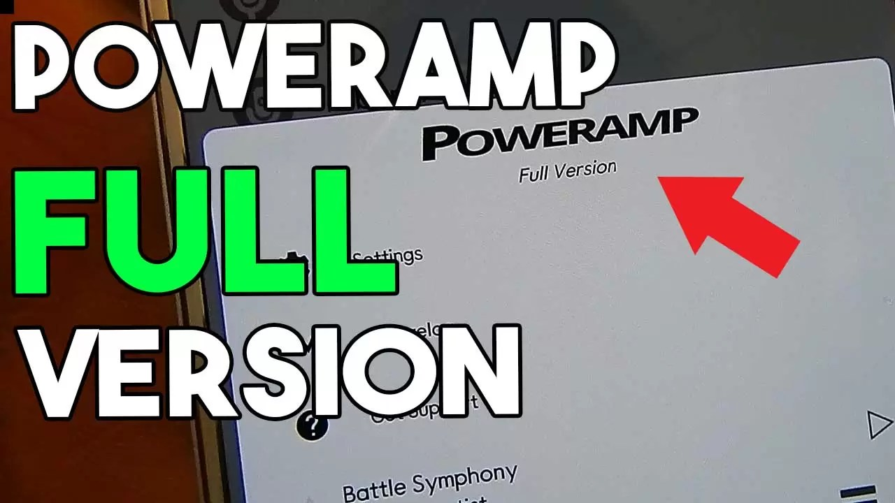 Poweramp Full Version Apk MOD Download Latest Version For Android