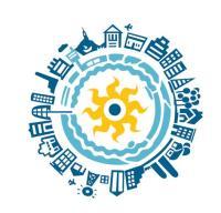 לוגו הכינוס הבינלאומי ה-12 לסרטן העור