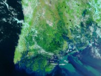 בורמה זמן קצר לאחר הציקלון נארגיס, 5/5/2008