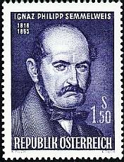 איגנץ זמלווייס.