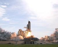 רגע שיגורה של אנדוור. צילום: נאס''א