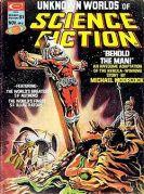 עטיפת חוברת מספר 6 של Unknown Worlds of Science Fiction. מתוך ויקי-שיתוף