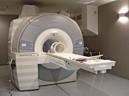 מכשיר fMRI להדמיית מוח. קרדיט: Coherent Images