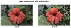 משמאל: התמונה ללא שימוש בטכנולוגיה החדשה. מימין: התמונה המשופרת לאחר עיבוד על ידי הטכנולוגיה החדשה.