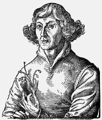 ניקולס קופרניקוס. מתוך ויקיפדיה