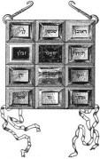 אבני החושן - הבגד של הכוהן הגדול. מתוך ויקיפידיה - נלקח מתוך האנציקלופדיה היהודית