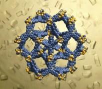 """כ""""ספוגים גבישיים"""", מכילים חרירים זערוריים ברמה הננומטרית המסוגלים לאחסן בתוכם גזים"""