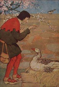 האווז שהטיל ביצי זהב