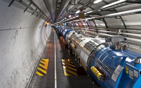 """LHC - צילום יח""""צ: CERN"""