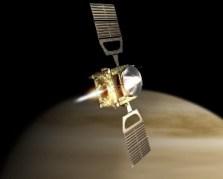 החללית היפנית אקאצוקי - איבדה את הדרך לנוגה