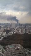 טוקיו, שעה קלה לאחר רעידת האדמה ב-11 במארס 2011. מתוך ויקיניוז