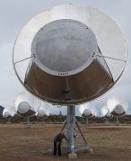 מערך הטלסקופים אלן של אוניברסיטת ברקלי. שימש גם את פרויקט SETI
