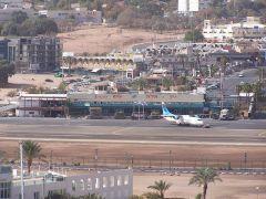 נמל התעופה באילת. מתוך ויקיפדיה