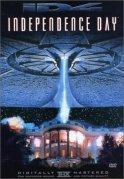 """כרזת הסרט """"היום השלישי"""" צלחת מעופפת מעל הבית הלבן - רק בסרטים."""