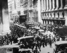 השפל הגדול, 1929. מתוך ויקיפדיה