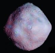 """תמונות מכ""""ם של האסטרואיד 1999 RQ36. צילום: נאס""""א / GSFC / UA"""