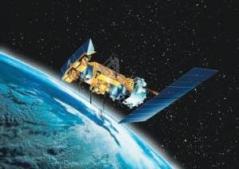 הלוויין NOAA-9. איור: NOAA