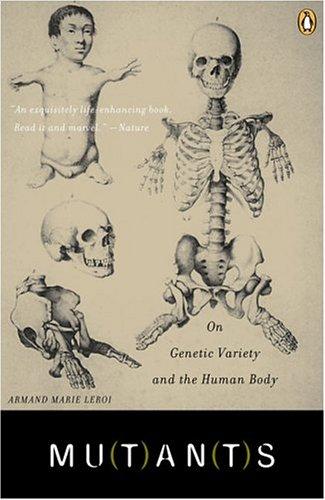 ספרו של ארמונד מארי לרוי, עם פרק שלם על תהליך ההזדקנות