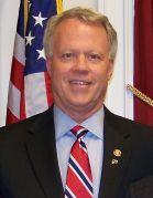 פול בראון, חבר בית הנבחרים האמריקני, המחוז ה-10 של מדינת ג'ורג'יה