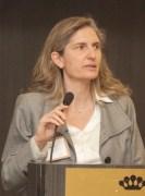 """ד""""ר מרינה סקוניאמיליו, ראש נציבות הסחר האיטלקית (ICE) הפועלת בתל אביב"""