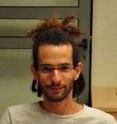 אסף מנור, דוקטורנט שהוא דור שני לקבלת מלגת אדאמס. צילום: האקדמיה הישראלית למדעים