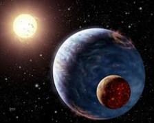"""כוכבי לכת מחוץ למערכת השמש. איור: נאס""""א"""