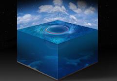 מערבולות יבדרום האוקיאנוס האטלנטי המסוגלות להסתחרר חודשים ארוכים ולחמם את האוקיאנוס שמצפונם. צילום: אוניברסיטת מיאמי והמכון הטכנולוגי של שוייץ בציריך
