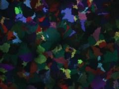 מושבות חיידקים שמבטאות מטבוליטים שונים