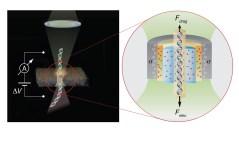 : האפקט האופטו-אלקטרי יכול לשמש לבקרה על מעבר מולקולות DNA בננו-חורים, ולשפר את הדיוק בחישה ובריצוף של מולקולות DNA בודדות.