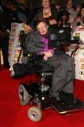 פרופ' סטיבן הוקינג, בכנס גאוות בריטניה 2013. צילום: shutterstock