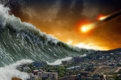 איום פגיעת אסטרואידים בכדור הארץ. איור: shutterstock