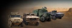 של כלי רכב משוריינים של פלסן. קרדיט תמונה: באדיבות פלסן סאסא.
