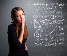 לימודי מתמטיקה. איור: shutterstock