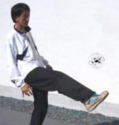 ה-HoverBall של סוני מגיע למהירות של 5 מטרים בשניה. צילום: מעבדת מדעי המחשב של סוני
