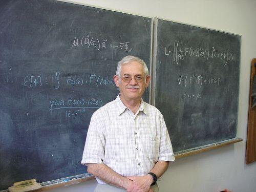 פרופ' יעקב בקנשטיין. מתוך ויקיפדיה