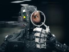 רובוט עם רגשות. איור: shutterstock