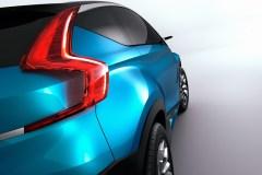 """מכונית קונספט עתידנית של חברת הונדה. צילום יח""""צ"""