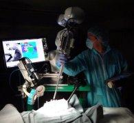 רובוט STAR לניתוח רקמות רכות.