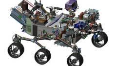 """רכב המאדים שישוגר בשנת 2020. איור: נאס""""א"""